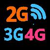 2G 3G 4G LTE Switcher - Mobile Network Switcher
