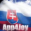 Slovakia Flag Live Wallpaper 4.2.5