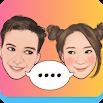 MojiPop - My Personal Emoji Keyboard & Camera 2.3.5.7