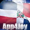 Dominican Republic Flag Live Wallpaper 4.2.5