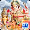 4D Ganesh Live Wallpaper 11.0