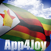 Zimbabwe Flag Live Wallpaper 4.2.5