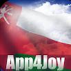 Oman Flag Live Wallpaper 4.2.5
