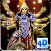 4D Durga Puja, Navaratri Durgotsava Live Wallpaper 8.0