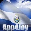 El Salvador Flag Live Wallpaper 4.2.5
