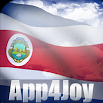 Costa Rica Flag Live Wallpaper 4.2.5
