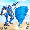 Tornado Robot games-Hurricane Robot Transform Wars 1.2.6