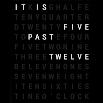 Word Clock Widget 777k