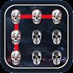 Skull Pattern Lock Screen 0.6
