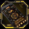 Futuristic Launcher - App lock, Hide App 20.0