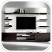 TV Cabinet Design Wallpaper 61.0.0