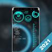 Futuristic Launcher -- Aris Hacker Theme 4.2.0