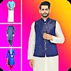Men Salwar Kameez and Sherwani Dress Photo Editor 1.0.23