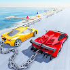 Chained Mega Ramp Car Stunt GT Racing Stunts Game 2.4