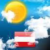 Weather for Austria 3.7.8.16