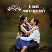 Hans Matrimony: Free Marriage/ Shaadi/ Matchmaking 3.28