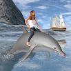 Dolphin Transport Passenger Beach Taxi Simulator 4.9