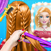 Braided Hairstyle Salon: Make Up And Dress Up 0.8