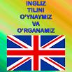 Inglizchani o`ynab o`rganamiz 1.1.12