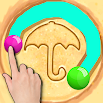 Dig Sand Ball Color - Escape Ball Game Run Hole 3D 14
