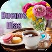 Tarjetas de Buenos Días. Saludos 1.0.0
