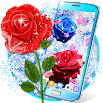 Winter rose live wallpaper 18.6