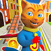 Super Hero Cat Run 18