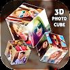 3D Photo Cube Live Wallpaper 1.10