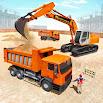 Heavy Sand Excavator Simulator: Road Construction 2.1