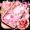 Pink rose gold live wallpaper 18.6