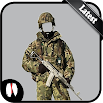 Army Photo Suit Editor 12.0