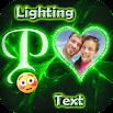 Lighting Text Photo Frames 1.16