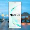 Perfect Note20 Launcher for Galaxy Note,Galaxy S A 4.8
