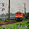 Spot your train - Live train status 16.5