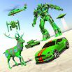 Multi Robot Transform Games: Space Robot Car Games 1.9