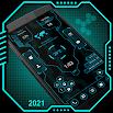 Hi-tech Launcher 2 - 2021, Future of UI, Free 12.0
