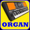 Electronic Organ, Piano, Guitar, violin & Drum Pad 2.1