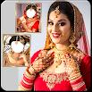 Indian Bride Wedding Photo Montage 1.5